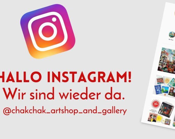 chakchak art shop auf Instagram